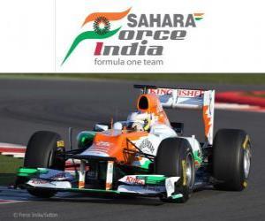 Puzle Force India VJM05 - 2012 -