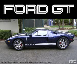 Puzle Ford GT (2005)