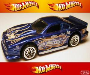 Puzle Ford Mustang Cobra de Hot Wheels