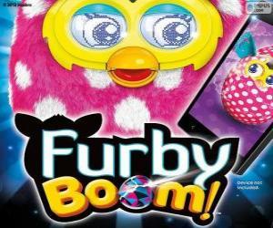 Puzle Furby Boom!