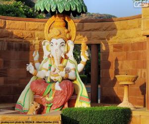 Puzle Ganexa ou Ganesha