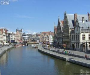 Puzle Gante, Bélgica