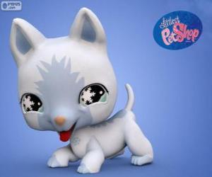 Puzle Gato da Littlest PetShop