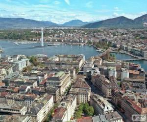 Puzle Genebra, Suíça