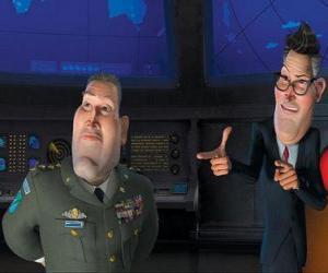 Puzle Geral Monger com o Presidente Hathaway