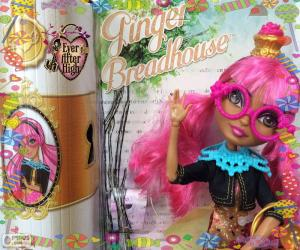 Puzle Ginger Breadhouse Ever After High