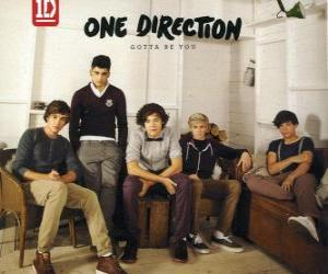 Puzle Gotta Be You, One Direction