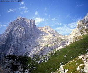 Puzle Gran Sasso d'Itália