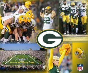 Puzle Green Bay Packers