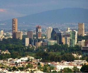 Puzle Guadalajara, México
