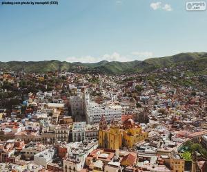 Puzle Guanajuato, México