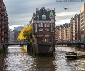 Puzle Hamburgo, Alemanha