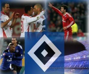 Puzle Hamburgo, o time de futebol alemão