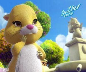 Puzle Hamster Pipsqueak