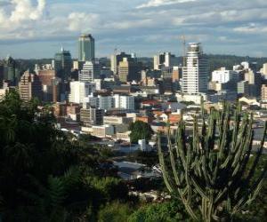 Puzle Harare, Zimbabué