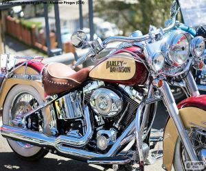 Puzle Harley-Davidson