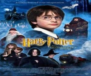 Puzle Harry Potter and the Philosopher's Stone