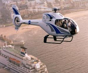 Puzle Helicóptero