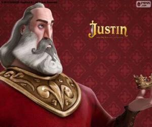 Puzle Heraclio, o cavaleiro vilão que planeja tomar o trono