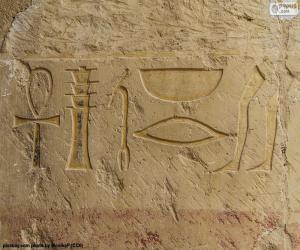 Puzle Hieróglifo
