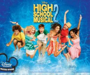Puzle High School Musical 2