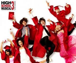Puzle High School Musical 3