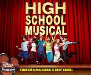Puzle High School Musical