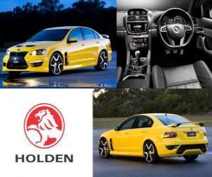Puzle Holden HSV 2011 E3