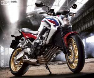 Puzle Honda CB650F 2014