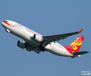 Puzle Hong Kong Airlines