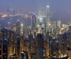 Puzle Hong Kong, China