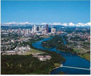 Puzle Horizonte de uma cidade, skyline da cidade