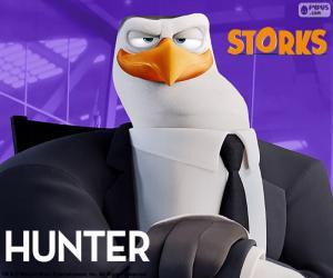 Puzle Hunter, Cegonhas