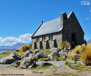 Puzle Igreja do Bom Pastor, NZ