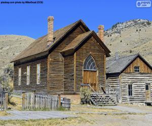 Puzle Igreja Metodista, Estados Unidos