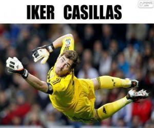 Puzle Iker Casillas
