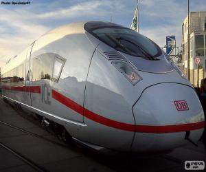 Puzle InterCityExpress, Alemanha