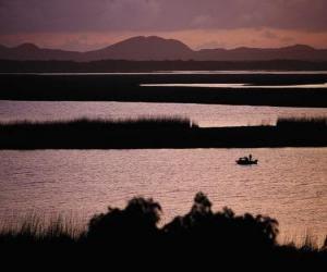Puzle ISimangaliso Wetland Park, África do Sul