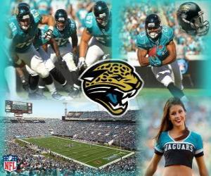Puzle Jacksonville Jaguars