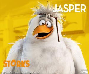 Puzle Jasper, Cegonhas