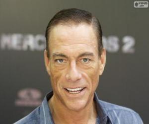 Puzle Jean-Claude Van Damme