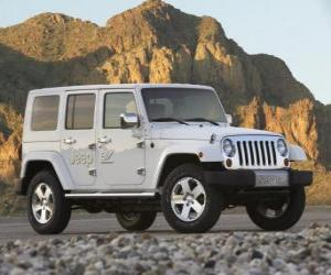 Puzle Jeep EV Concept (2008)