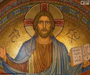 Puzle Jesus Cristo