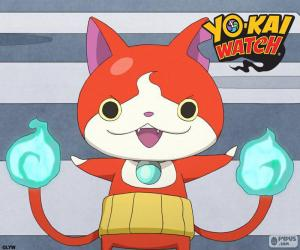 Puzle Jibanyan, Yo-Kai Watch