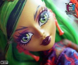 Puzle Jinafire Long, Monster High