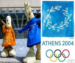 Puzle Jogos Olímpicos de Atenas 2004