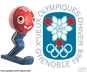 Puzle Jogos Olímpicos de Inverno de 1968