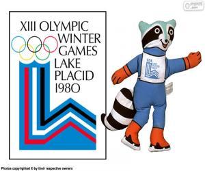 Puzle Jogos Olímpicos de Lake Placid 1980