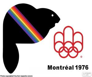 Puzle Jogos Olímpicos de Montreal 1976
