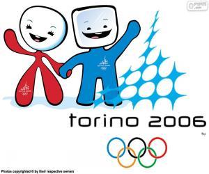 Puzle Jogos Olímpicos Turim 2006